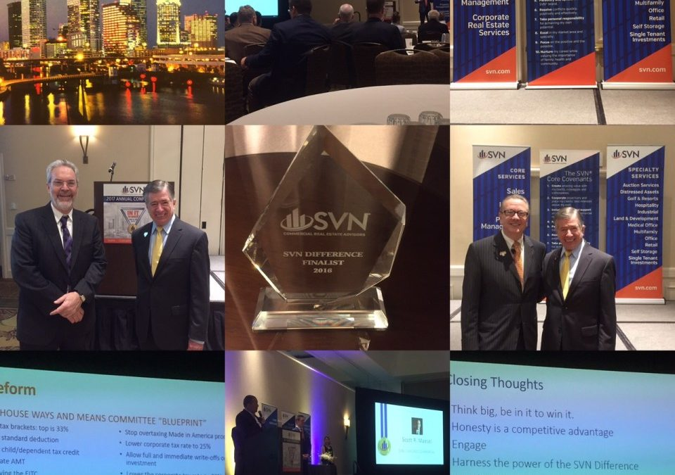 25 Quick Key Takeaways from the SVN 2017 Annual Conference