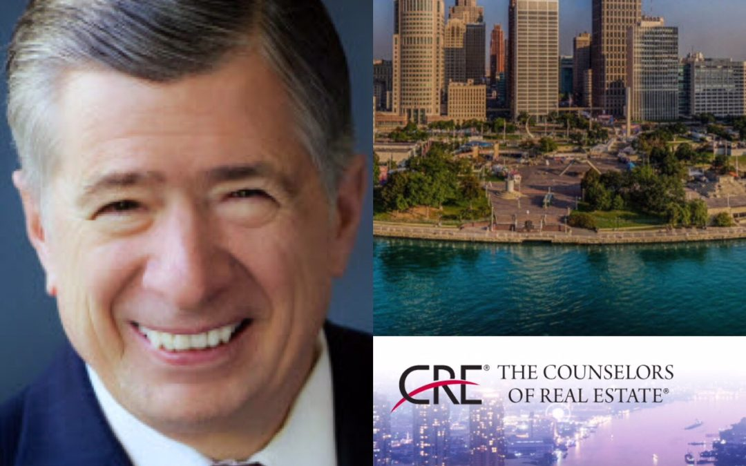Robert J Pliska, CRE Named to the Executive Committee of the Counselors of Real Estate